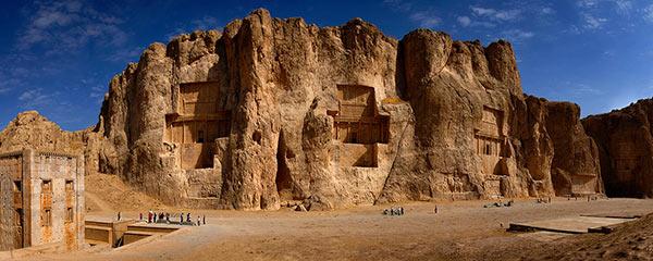 نقش رجب از اماکن تاریخی شیراز