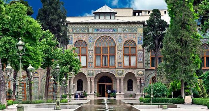کاخ گلستان دیدنی تهران