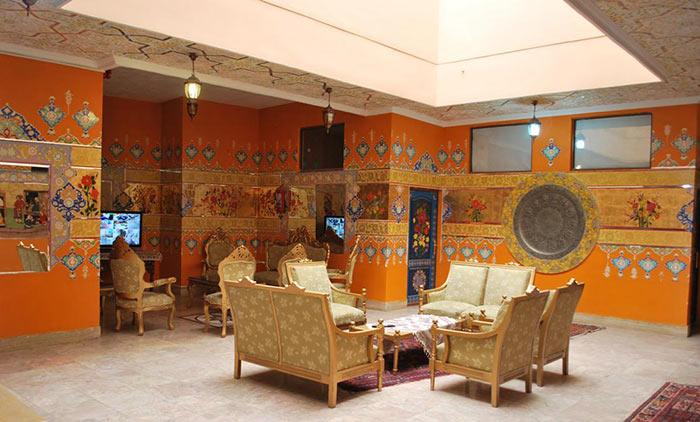 هتل ابن سینا اصفهان