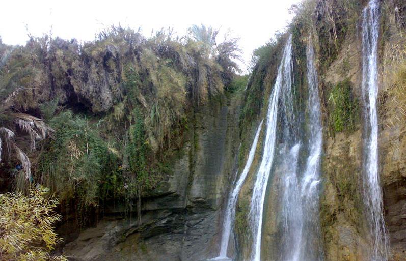 آبشار فاریاب بوشهر