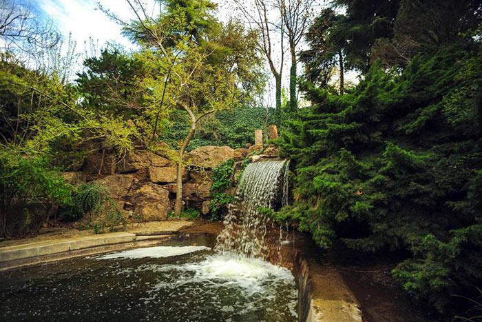 اطلاعات مفید در مورد باغ گیاه شناسی تهران
