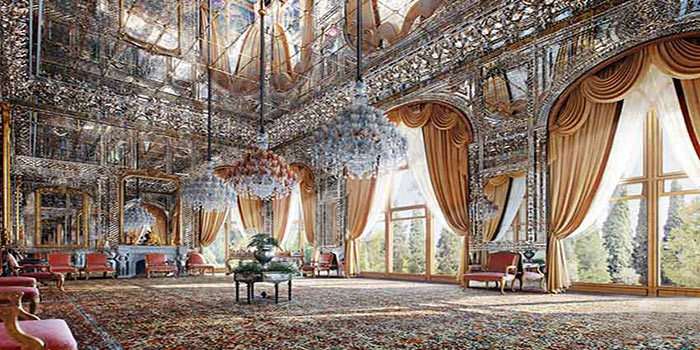 تالار آیینه تهران