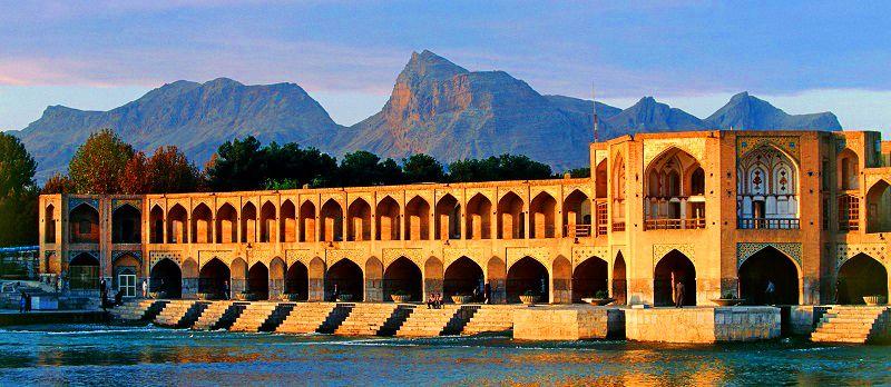پل خواجوی اصفهان
