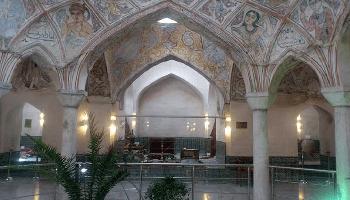 موزه حمام شاه مشهد