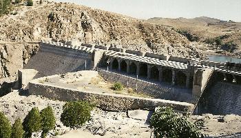 بند گلستان مشهد